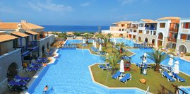 ALDEMAR OLYMPIAN VILLAGE BEACH RESORT 5*